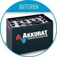 Batterieanlagen