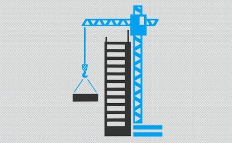 Montage von gesicherten Stromversorgungen