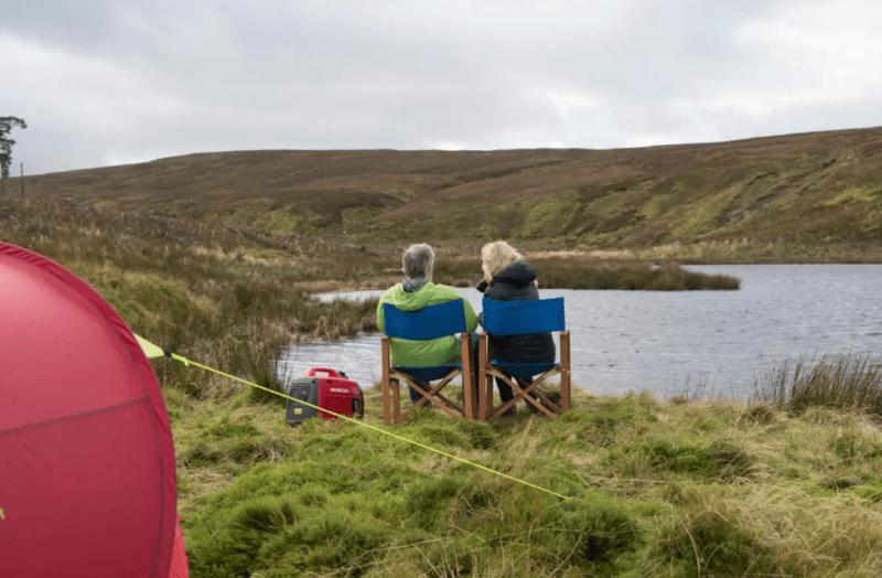 Stromerzeuger Camping leise